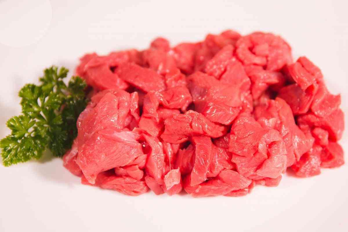 Lamb Stir Fry Strips