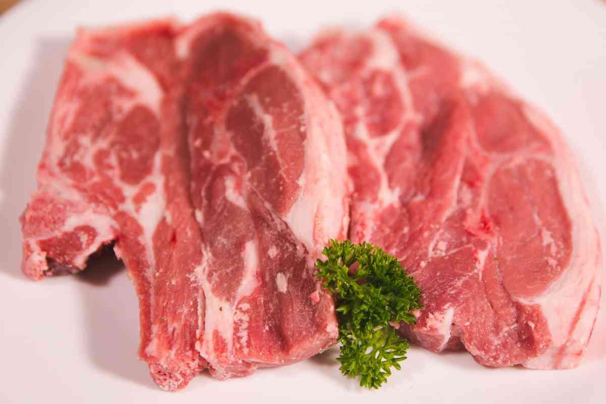 Lamb BBQ Chops