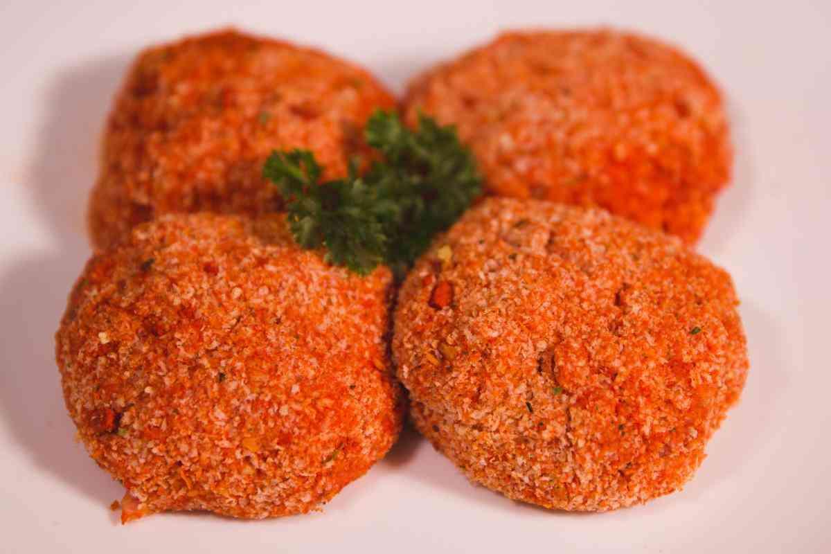 Tomato Bacon and Onion Rissoles